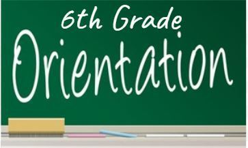 6th Grade Virtual Orientation