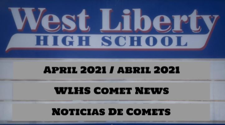 April 2021 High School Newsletter