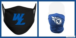 Athletic Boosters - Mask and Gaiter