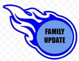 September 25th Update for Students, Staff and Families
